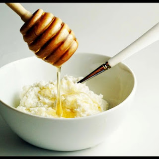 Ricotta with Chestnut Honey.