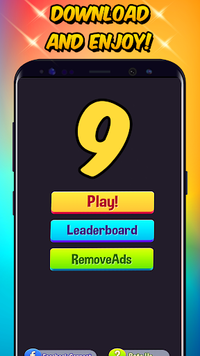 Impossible Nine: 2048 Puzzle screenshot 4