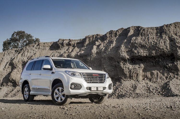 Haval H9. Picture: SUPPLIED