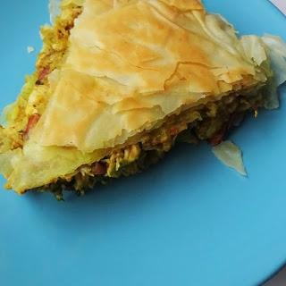 Moroccan Chicken Bastilla / Pastilla