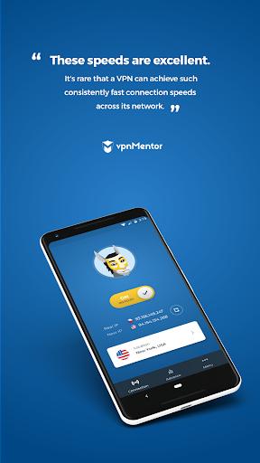 HMA VPN Proxy & WiFi Security, capturas de pantalla de privacidad en línea 6