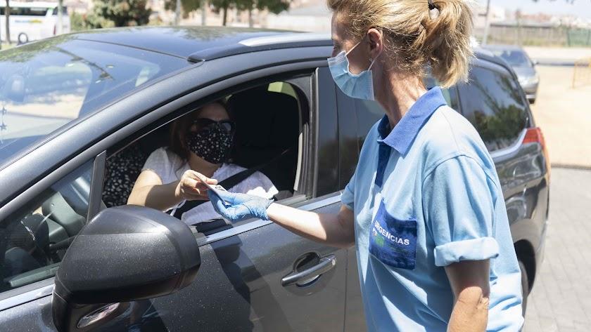 Almería sigue inmunizando a su población contra la Covid.