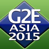 G2E Asia 2015