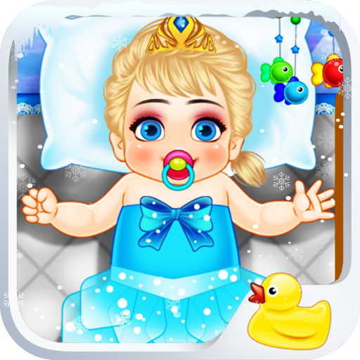 Baby Frozen Care (game)