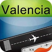 Valencia Airport+FlightTracker