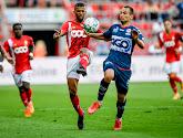 """Mehdi Carcela a été """"surpris et touché""""par l'accueil des supporters du Standard de Liège"""