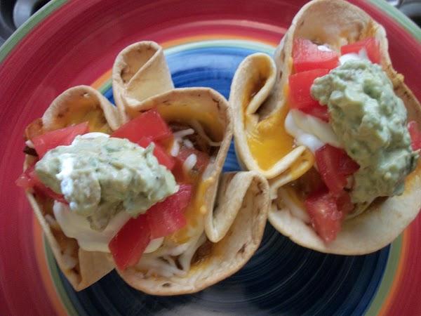 Taco Cups (kat's) Recipe