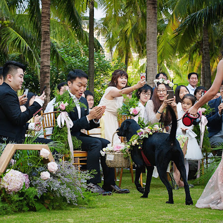 婚礼摄影师 Moana Wu (MoanaWu). 04.01.2018的图片