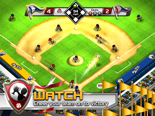 BIG WIN Baseball screenshot 7