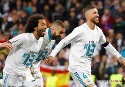 Blessé lors de la défaite à Séville, ce cadre du Real pourrait manquer le derby face à l'Atlético