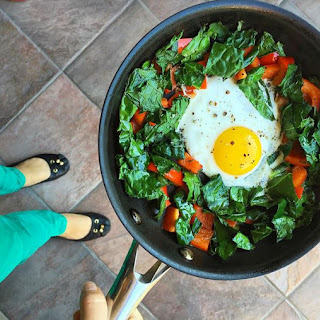 Paleo Eggs in a Basket
