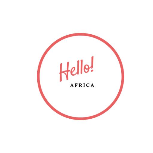 hello! Africa