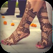 Foot/Feet/Leg Mehndi Designs