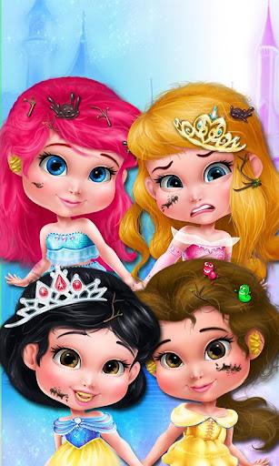 Princess Makeover: Girls Games  screenshots 2