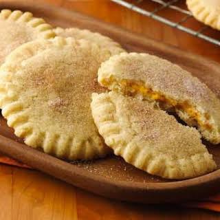Pumpkin Pie-Stuffed Cookies.