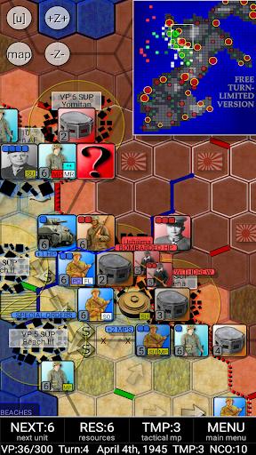Battle of Okinawa 1945 (free) screenshots 1