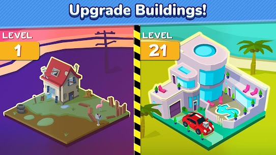 Taps to Riches (MOD, Unlimited Money) APK for Android 1