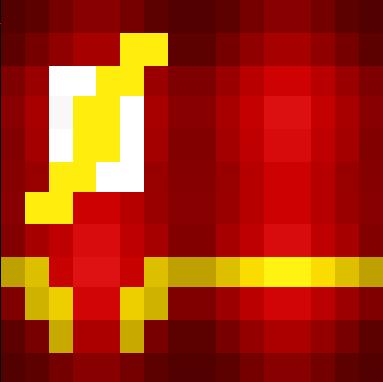 cape the flash.