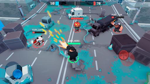 Fury Wars - online shooting game, third person. apktram screenshots 7