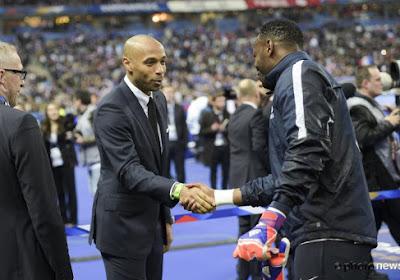 Thierry Henry réagit au limogeage de Rodgers