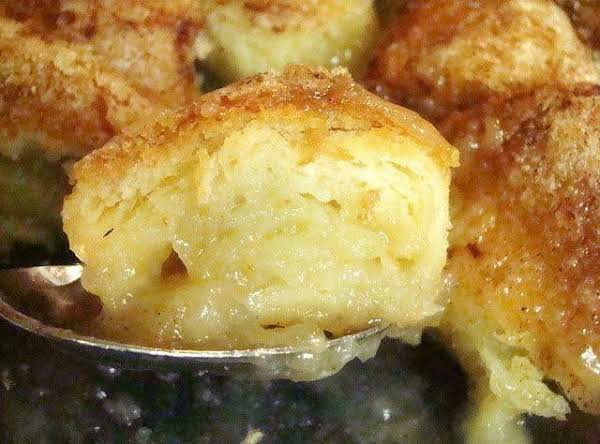 Hot Apple Dumplings Recipe