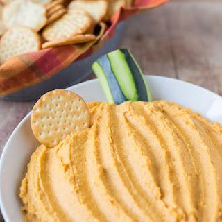 Pumpkin Hummus for Kids.