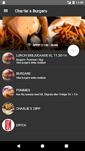 Charlie's Burgers - náhled
