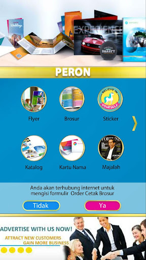 Percetakan Online 1.0.1 screenshots 2