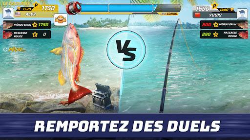 Fishing Clash: Jeux de pêche de sport APK MOD – Pièces de Monnaie Illimitées (Astuce) screenshots hack proof 2