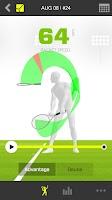 Screenshot of Zepp Tennis