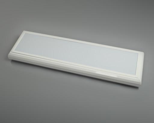 Принцип работы потолочных светодиодных светильников накладных
