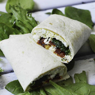 Spinach Wrap Low Calorie Recipes