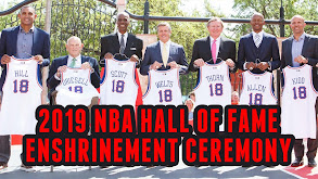 2019 NBA Hall of Fame Enshrinement Ceremony thumbnail