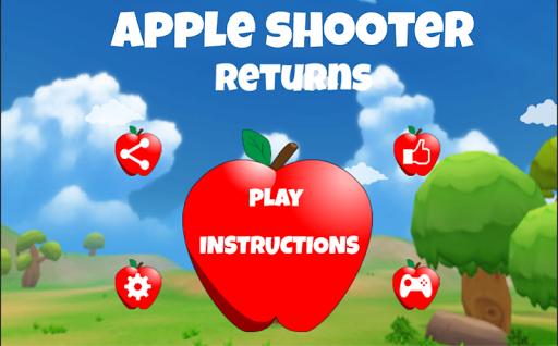 Apple Shooter Returns