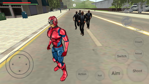 Great City War Crime : Defeat Mafia Gangster screenshot 3