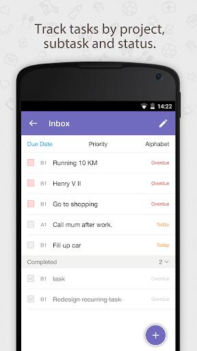 Planner Pro-Personal Organizer Screenshot