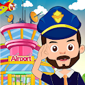 Toon Town - Airport icon
