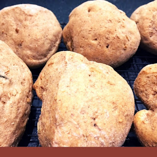 Seeded Wholemeal Rolls.