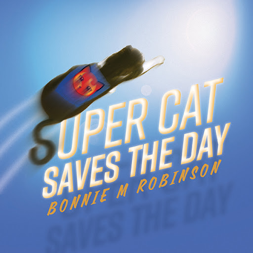 Super Cat Saves the Day cover