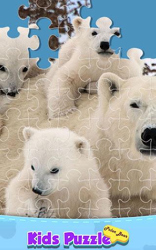 Polar Bear Jigsaw Challenge