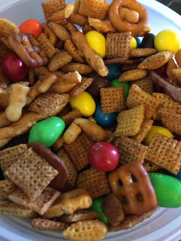 Chex Mix, Hot Honey Recipe