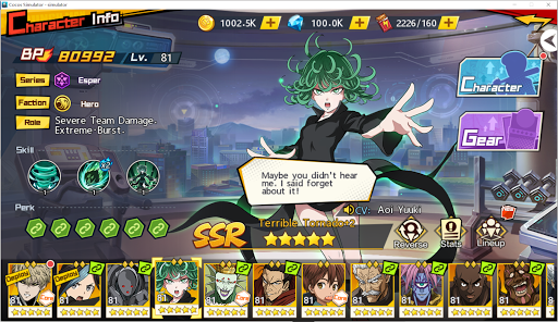 ONE PUNCH MAN: The Strongest (Authorized) 1.1.1 screenshots 6