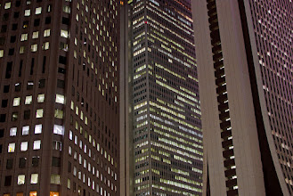 Photo: Skyscrapers in Shinjuku, Tokyo, Japan