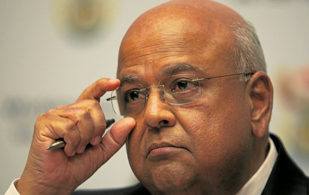 Pravin Gordhan. Picture: SUNDAY TIMES