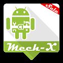 Mech-X for Zooper Widget Pro icon