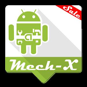 Mech-X for Zooper Widget Pro APK Cracked Download