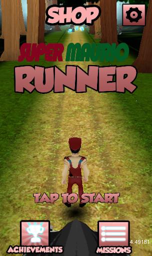 Super Runner Maurio