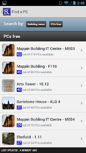 iSheffield - screenshot thumbnail