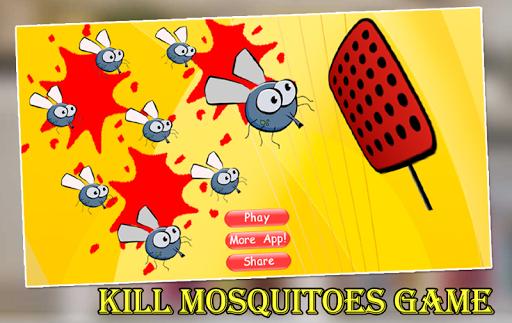 電蚊拍遊戲