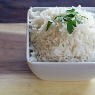 How to Make White Rice.